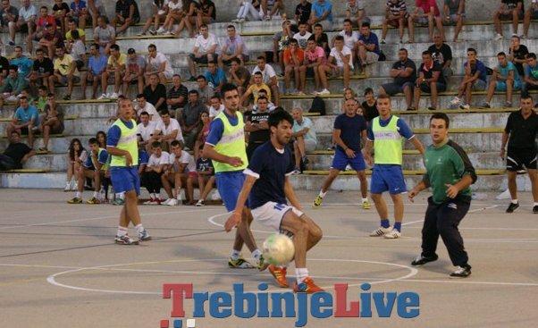 cetvrtfinale trebinjske olimpijade u malom fudbalu