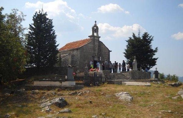 crkva svetog ilije selo mesari