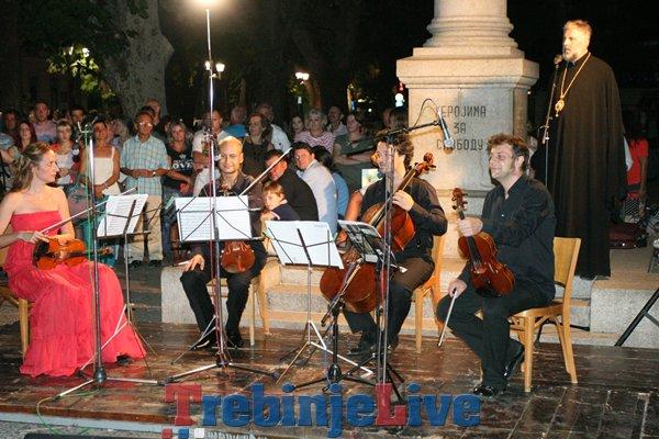 gudacki kvartet beogradske filharmonije u Trebinju