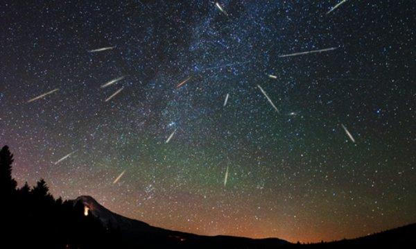 meteori zvijezde padalice