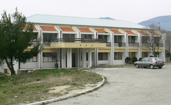plucno odjeljenje opste bolnice Trebinje