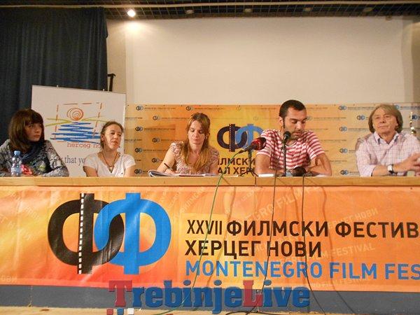 proglasenje pobjednika herceg novi film festival