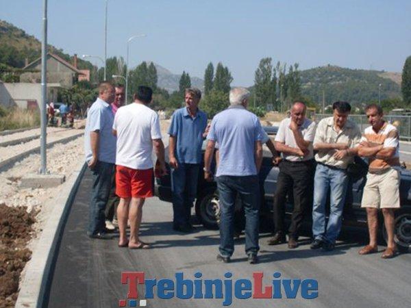 stanovnici geljovog mosta