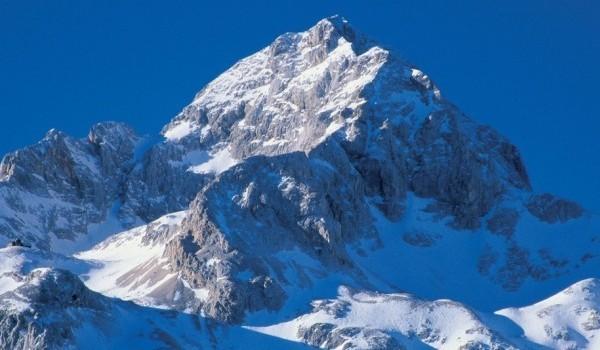triglav snijeg slovenija