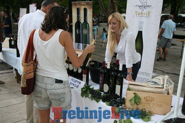 vinarija vukoje sajam meda i vina trebinje 2013