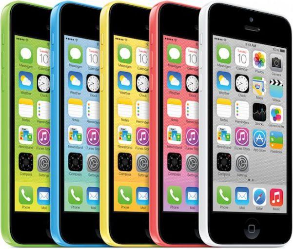 Apple predstavio iPhone 5S i 5C