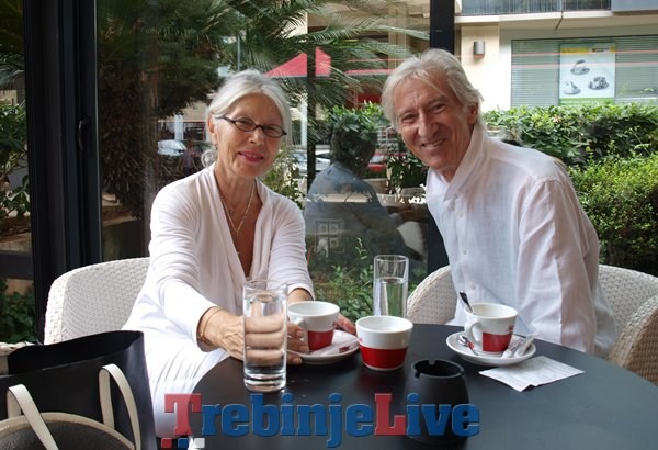 Mira i Ljubisa Samardzic Culto caffe bar dubrovnik