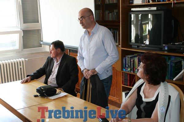 Olgica Cice, Dragoslav Banjak i Nikola Asanovic