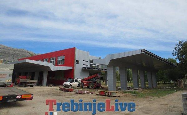 nova autobuska stanica Trebinje