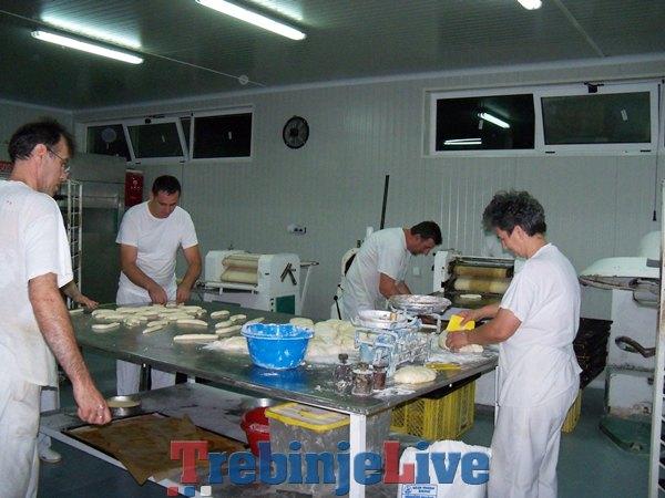 priprema peciva