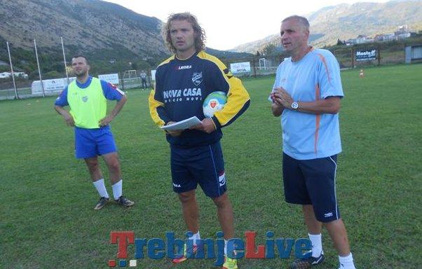 trener ofk igalo vladimir gacinovic