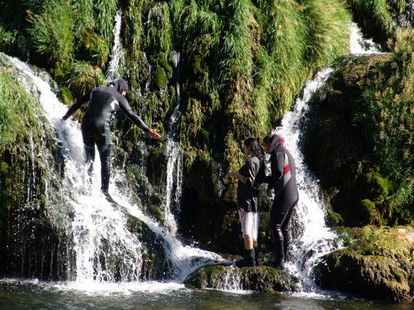 vodopad emir monika snimanje film