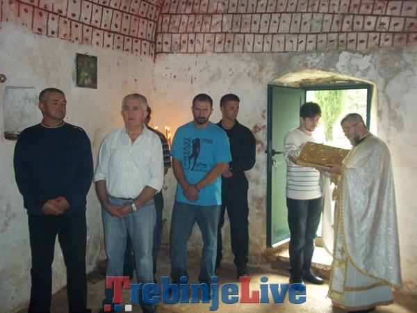 sveta liturgija selo prosjek bobani