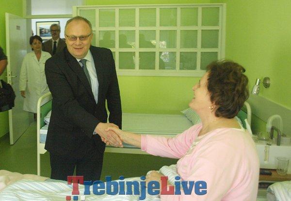 odjeljenje za plucne bolesti opsta bolnica trebinje