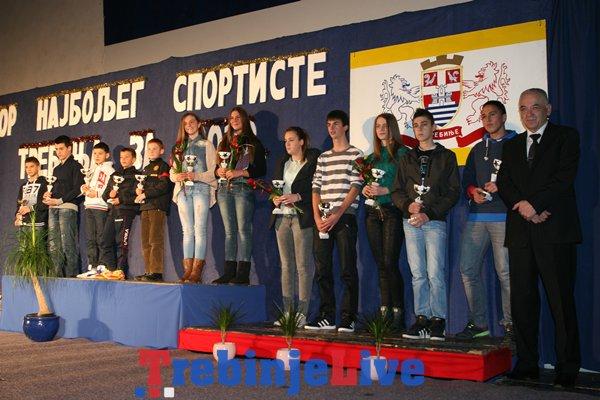 izbor najboljeg sportiste grada trebinje za 2013 godinu