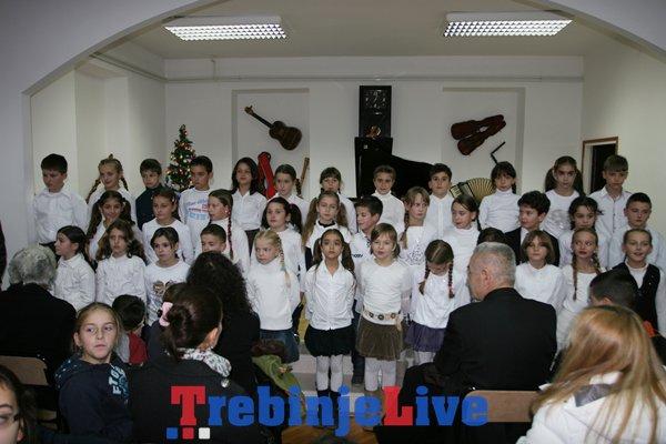 novogodisnji koncert ucenici muzicke skole trebinje