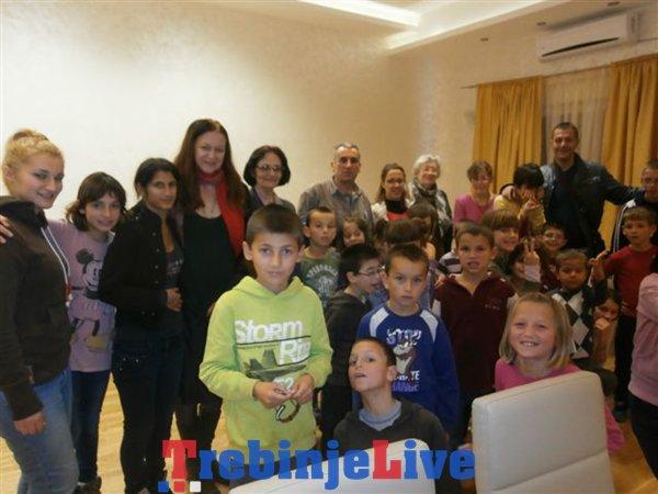 posjeta djeci djecijeg doma mladost u bijeloj