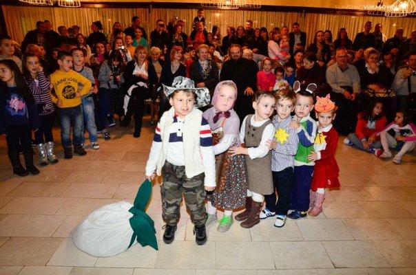 priredba pravoslavni vric sveta evgenija carica milica