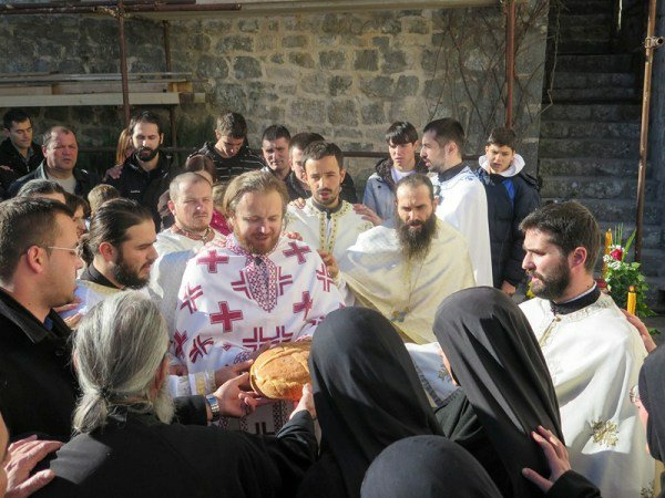 vavedenje presvete bogorodice manastir zavala