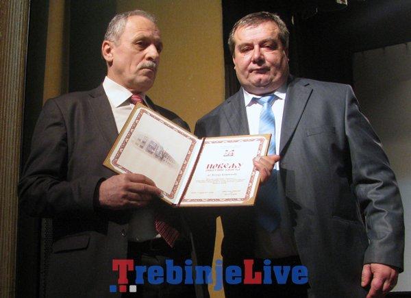 bileca krsna slava sveti sava povelja ministru kovacevicu