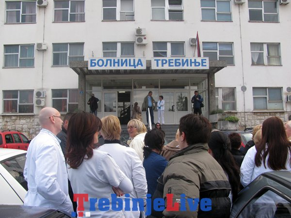 bolnica trebinje strajk