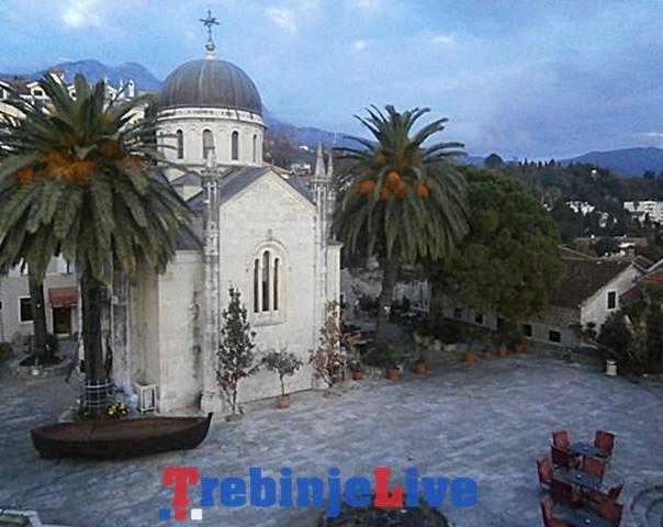 crkva svetog arhangela mihaila herceg novi