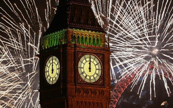 london nova godina