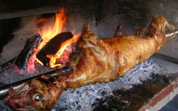 peceno jagnje