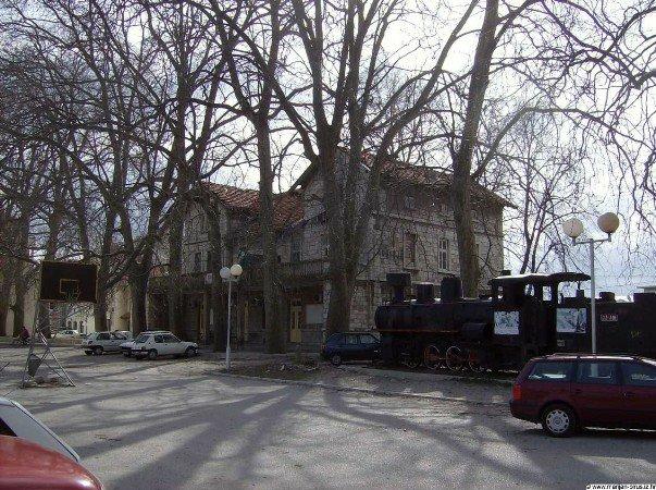 stara zeljeznicka stanica trebinje