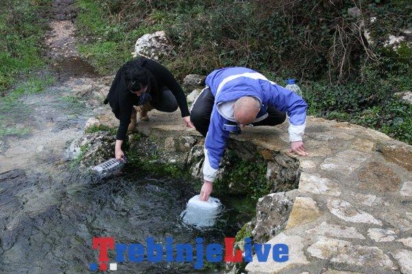 voda izvor lusac gucina trebinje