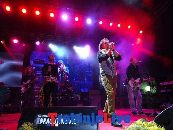 Dziboni  koncert herceg novi praznik mimoze