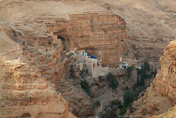 Manastir Svetog djordja Izrael