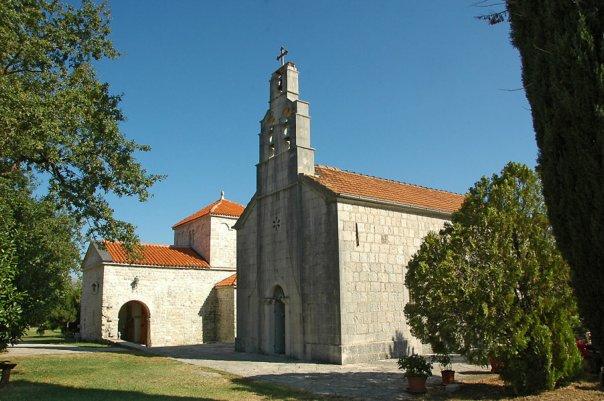 Petropavlov manastir trebinje