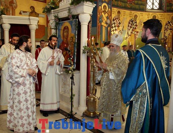 krsna slava eparhije zahumsko hercegovacke i primorske