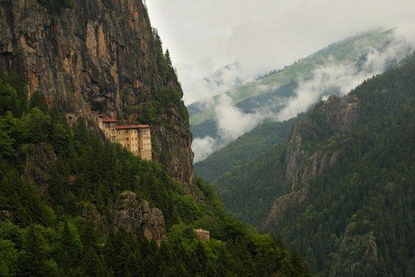manastir sumela turska