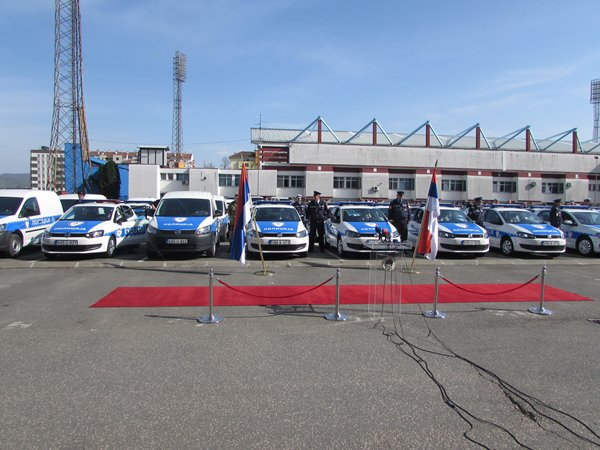 novi automobili za policiju srpske