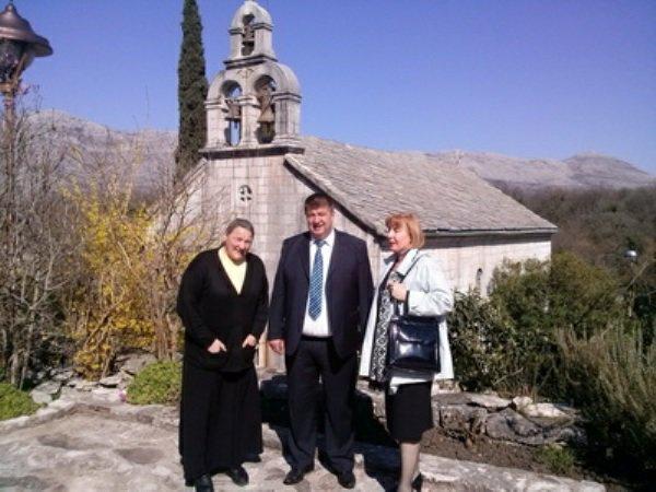 duzi manastir posjeta gradonacelnik