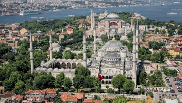 konstantinopolj istanbul
