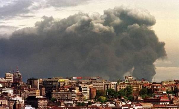 nato bombardovanje uranijom kosova i metohije