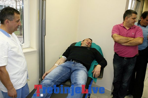 osmomartovska akcija davanja krvi trebinje