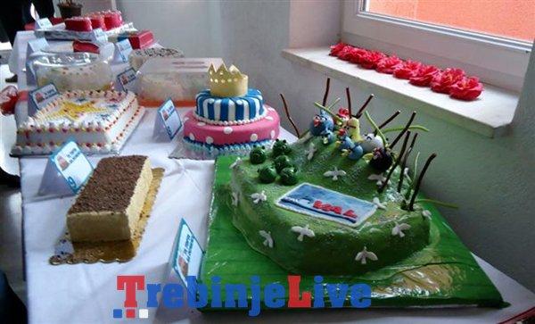 torte za djecu u domu mladost u bijeloj