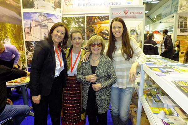 trebinje na sajmu turizma u beogradu