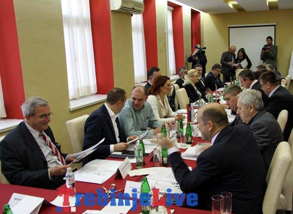 trilateralni sastanak trebinje