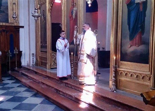 vladika grigorije liturgija dubrovnik