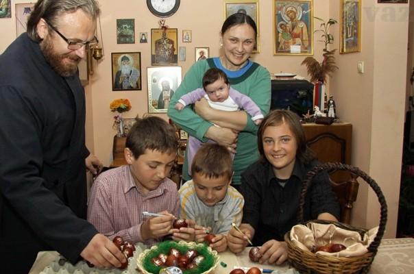 Porodica Ilic vaskrs