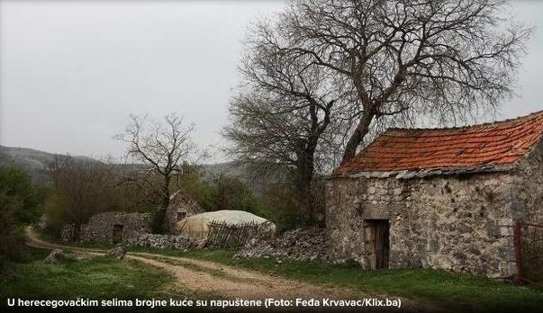 hercegovacko selo ljubinje