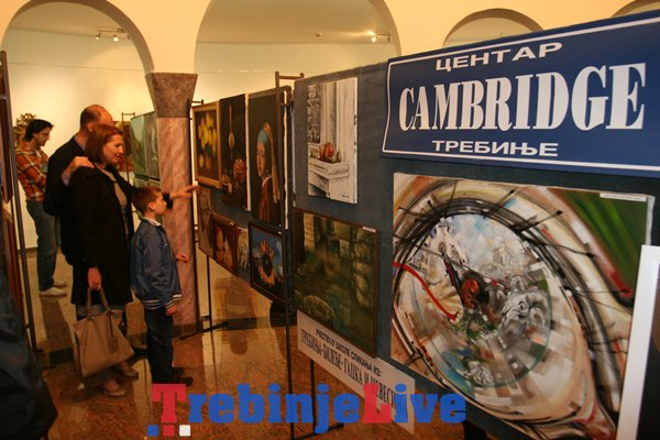 izlozba slika centar cambridge trebinje