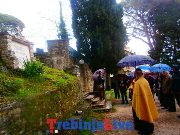 parastos u manastiru savina zrtvama ustaskog terora jasenovca