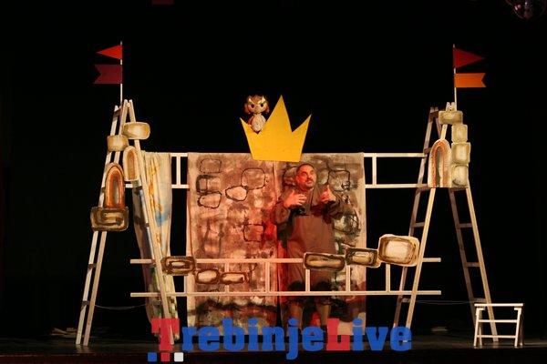 predstava macak u cizmama festival trebinje