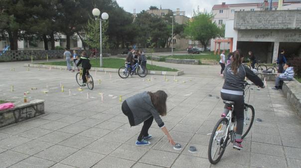 takmicenje biciklo
